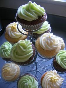 cupcake week!!